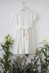 Bon ton ivory dress