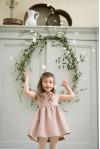 Bon ton pink dress