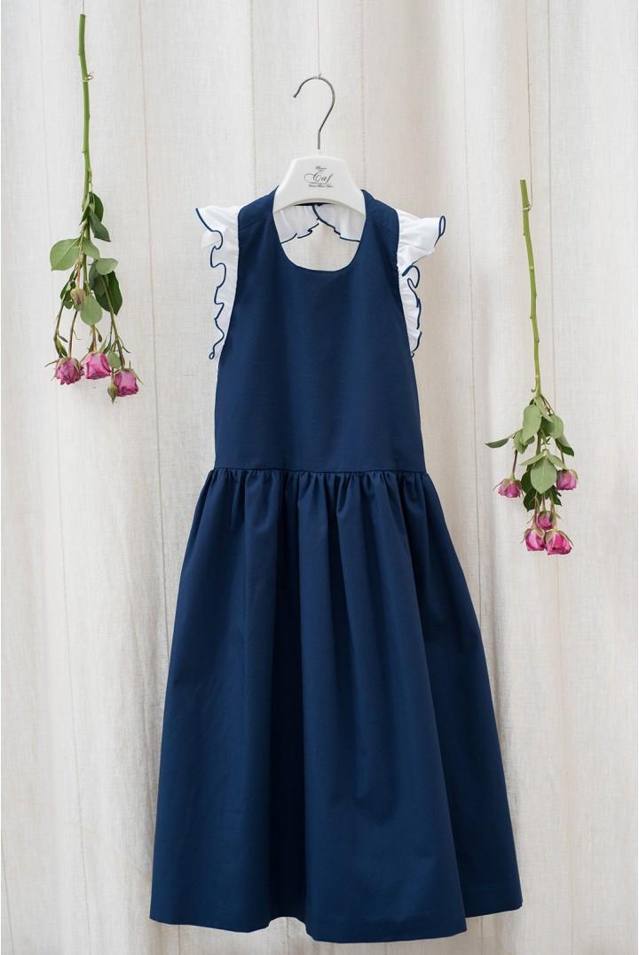 Prendisole Magnolia Blu
