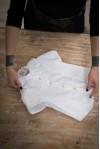 Camicia Ruches Rosa