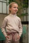 Camicia Rouches Velluto
